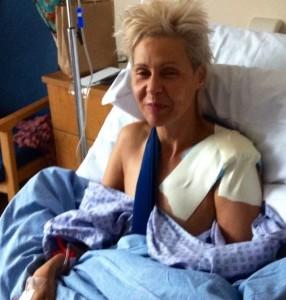 Rotator cuff surgery 2013